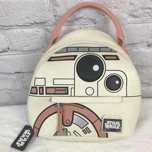 NWT BB 8 Star Wars Pastel mini backpack
